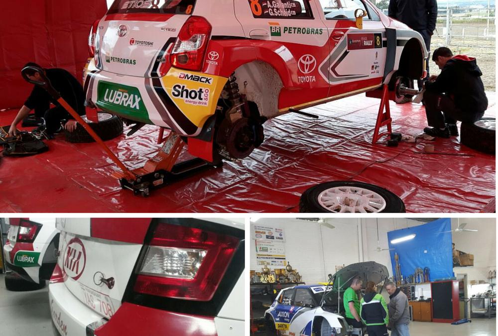 Petrobras Rally Alto Paraná: Últimos preparativos de los equipos