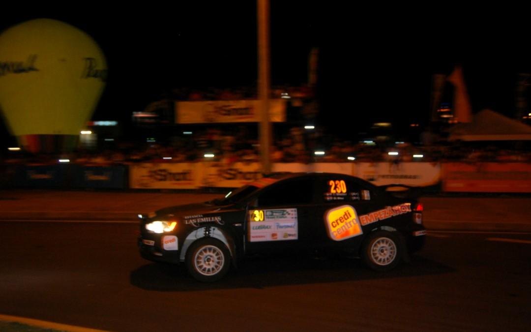 Rally del Alto Paraná 2016: Confirman especial nocturna