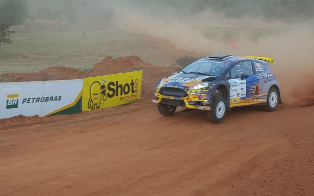 Petrobras Rally de Acosta Ñú: arranca segunda parte del torneo