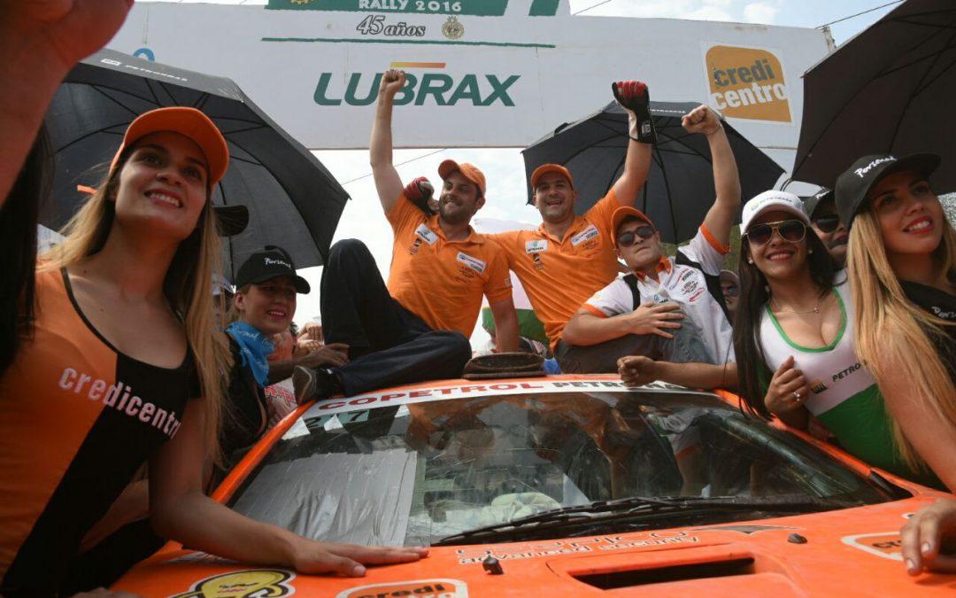 Petrobras TCR 2016: «Itor» Galeano consigue su segunda corona chaqueña!