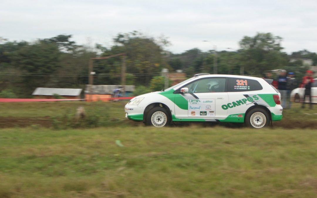 Petrobras Rally de Santaní: el retorno a las competencias tras el receso de Semana Santa