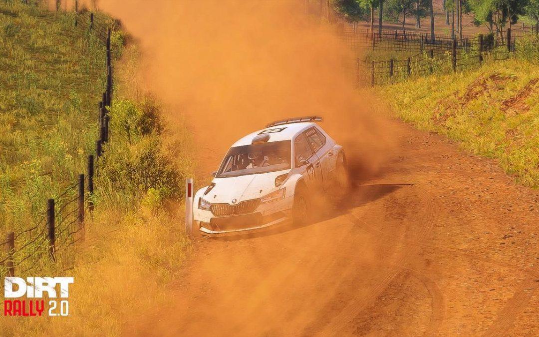 La pasión del Rally ahora a la plataforma digital en Paraguay