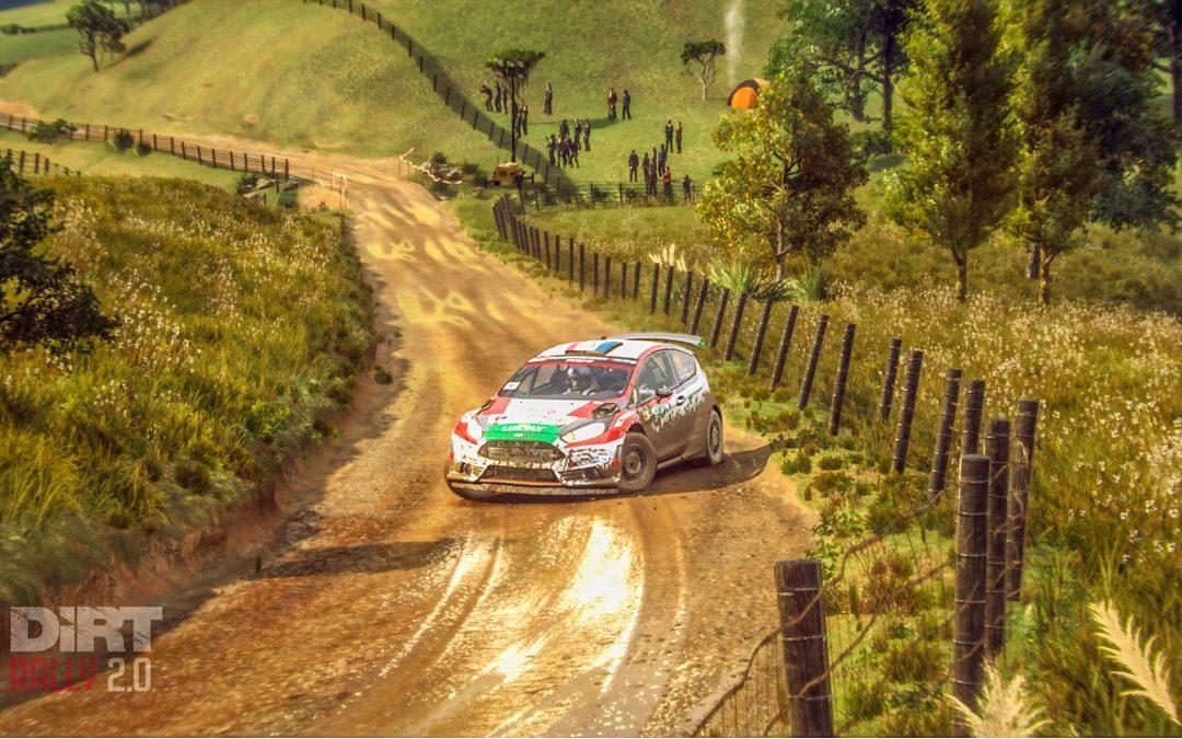 """Fabrizio Galanti gana el """"D-Rally de Santaní"""" en una ajustada definición"""